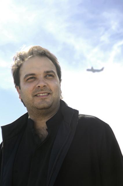 Jeh portrait - with plane